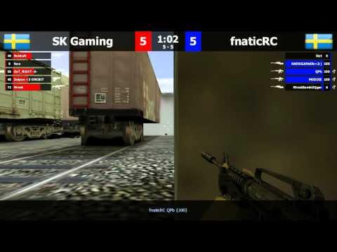 FCL Week 4: SK Gaming vs FnaticRC