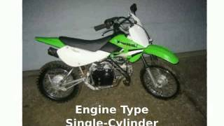 4. 2005 Kawasaki KLX 110 Details and Specification