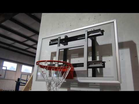 PowerMount™ Wall Mount Basketball Goal