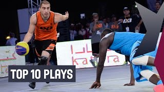 Watch the Top 10 Plays from the 2014 FIBA 3x3 All Stars featuring Dusan Domovic Bulut (Novi Sad - a total of four times!), Alejandro Machin Santana ...