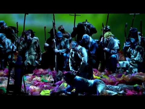 Wagner's Tannhäuser in French at Monte-Carlo Opera