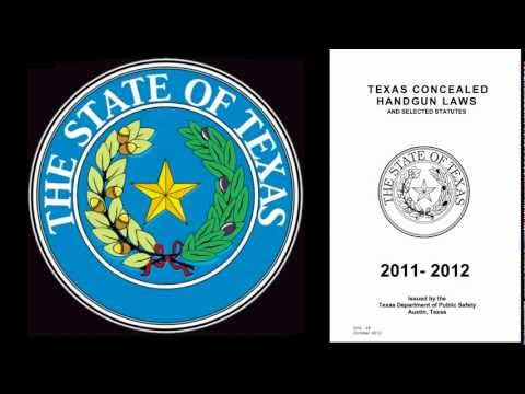 chl - This video is about the Texas CHL Statute PC 46.035 and how the laws governing unlawful carrying of a weapon relate to alcohol consumption. We detail the Tex...