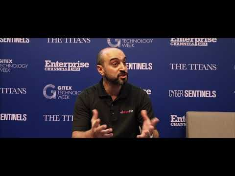Mohammed Abukhater, Regional Sales Director- MEA, Fireeye Middle East