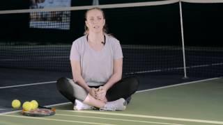 Laserová operácia očí - slovenská tenistka Kristína Kučová