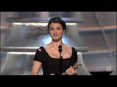 Rachel Weisz Wins Supporting Actress: 2006 Oscars