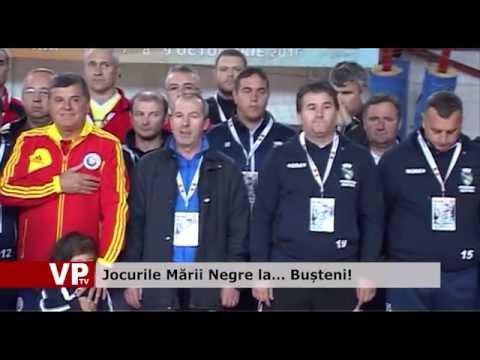 Jocurile Mării Negre la… Bușteni!
