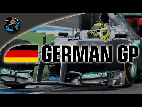German Grand Prix at Nurburgring