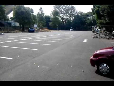 Uji Coba ngeDrift Daihatsu Ceria