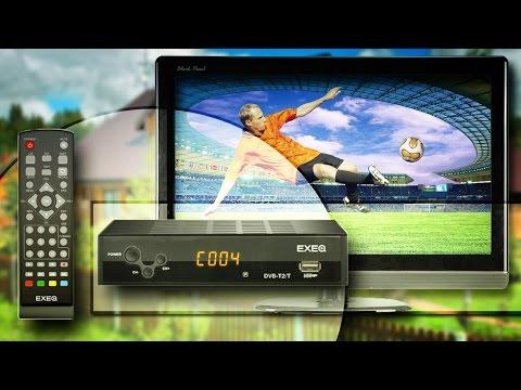 Телевизионный HD-ресивер EXEQ TVR-01L