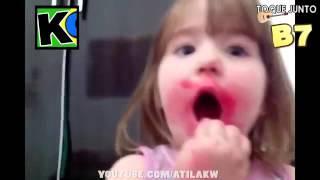 Comi seu batom(video retirado do canal do Atila kw/konversão)