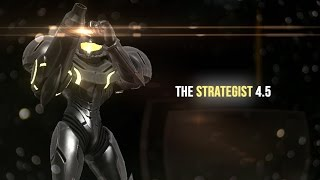 Danish | The Strategist 4.5 – Black & Gold (Samus Montage/Combo Video)