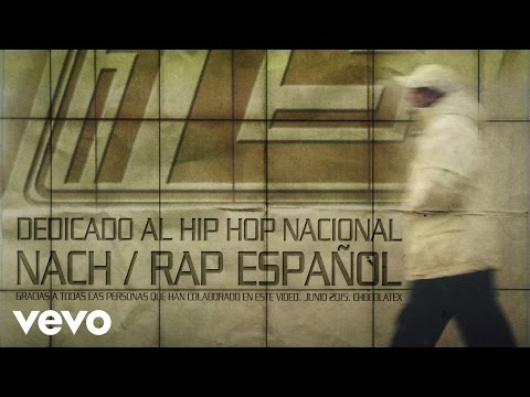 "NACH – ""RAP ESPAÑOL"" [VIDEOCLIP]"