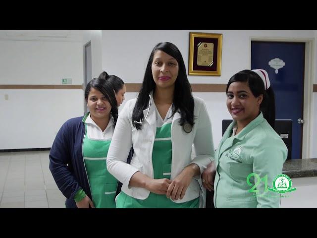 Enfermería Pasión en Servicio Clínica Unión Médica