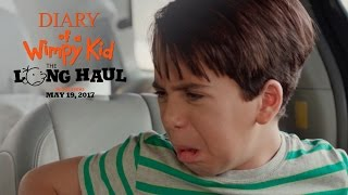 "Diary of a Wimpy Kid: The Long Haul | ""Enjoy the Ride"" TV Commercial 