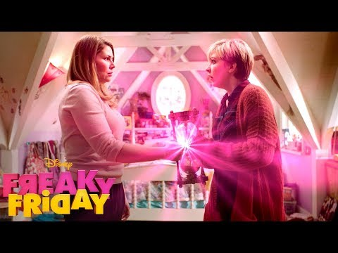 Official Trailer 🎥| Freaky Friday | Disney Channel