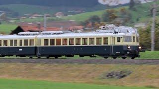 Konolfingen Switzerland  City pictures : BLS Historic Train