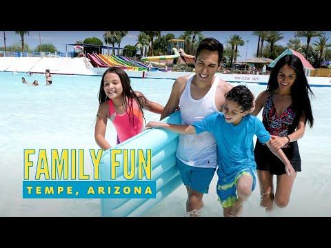 Tempe, Arizona is Full of Family Fun