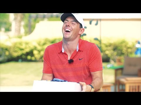 Little Interviews - Rory McIlroy