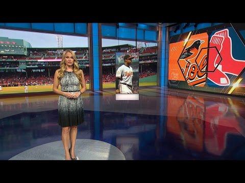 Video: 5/2 MLBN Showcase: Orioles vs. Red Sox