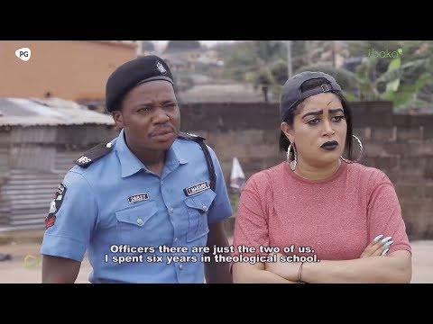 Police & Thief (olopa Ati Ole) - New Yoruba Movie 2019 Starring Ibrahim Chatta, Adunni Ade.