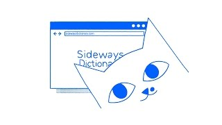Google's Sideways Dictionary