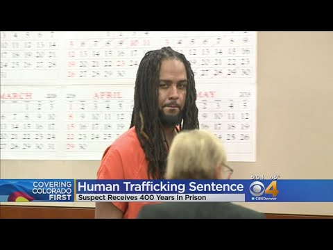 Sex Trafficker Sentenced To 400 Years In Prison