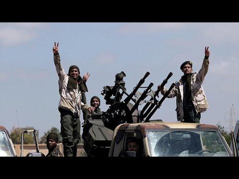 ΕΕ: Έκκληση για κατάπαυση του πυρός στη Λιβύη