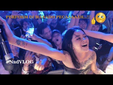 Video NADIA ZERLINDA | Perform @Corner Club Manado | #NadVlog download in MP3, 3GP, MP4, WEBM, AVI, FLV January 2017