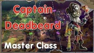 Plants Vs Zombies: Garden Warfare 2 -  Captain Deadbeard by Stampy