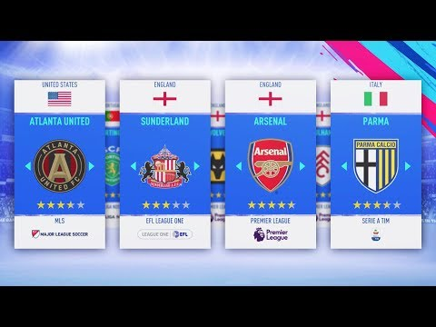 THE BEST CAREER MODE TEAMS IN FIFA 19!!!