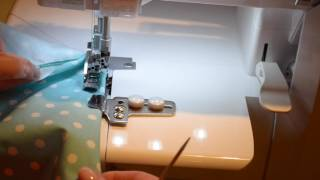Serger Tip Clip 20: The Downturn Feller