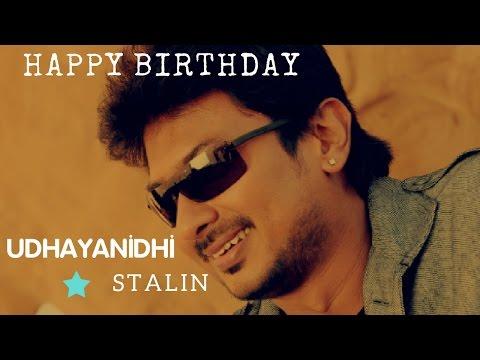 Happy Birthday To Udhayanidhi Sta ..