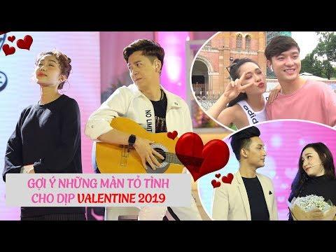 Ngô Kiến Huy, Diệu Nhi & gợi ý những màn tỏ tình lãng mạn nhất cho nửa kia trong dịp Valentine 2019 - Thời lượng: 14 phút.
