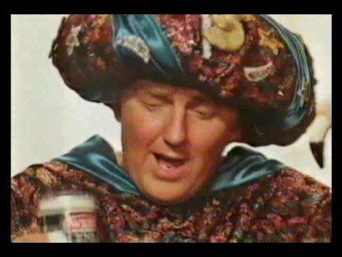 West End XXX Beer commercial (w John Singleton) [1980s]