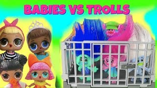 Bad Boss Baby Sends Dreamworks TROLLS to JAIL! LOL Surprise Dolls Cry Spit on Poppy Branch Guy Diamond DJ SukiBoss Baby is at it again - this time he send the Trolls to jail!*************         COME SAY HI TO FIZZY  HERE      **************Instagram: https://instagram.com/fizzytoyshow/Facebook: https://www.facebook.com/FizzyToyShow**********     PLAYLISTS    **********PAW PATROL: https://www.youtube.com/playlist?list=PLE3_nJOO5jvQunjOcgvo3UMRGu7H63EEuPJ MASKS: https://www.youtube.com/playlist?list=PLE3_nJOO5jvTyd2gep_3oSaCkYLgoZrYKDISNEY PRINCESSES: https://www.youtube.com/playlist?list=PLE3_nJOO5jvSveRWyf81j2dOU66eiZxf9THE SECRET LIFE OF PETS: https://www.youtube.com/playlist?list=PLE3_nJOO5jvT8GnFAq6CYNDCj-5w0SIHV: https://www.youtube.com/playlist?list=PLE3_nJOO5jvRauUA28NzOd0EFuLHtWbP9GIANT SURPRISE EGGS: https://www.youtube.com/playlist?list=PLE3_nJOO5jvS8DMAOufd369nzCveiys23PAW PATROL: https://www.youtube.com/playlist?list=PLE3_nJOO5jvQunjOcgvo3UMRGu7H63EEuMusic By:YouTube Audio LibraryKevin MacLeod is licensed under a Creative Commons Attribution license (https://creativecommons.org/licenses/...)Source: http://incompetech.com/music/royalty-...Artist: http://incompetech.com/Audionautix is licensed under a Creative Commons Attribution license (https://creativecommons.org/licenses/...)Artist: http://audionautix.com/Twin Musicom is licensed under a Creative Commons Attribution license (https://creativecommons.org/licenses/...)Artist: http://www.twinmusicom.org/
