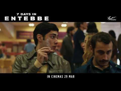 7 Days in Entebbe (1 Min Trailer)  In Cinemas 29 March 2018