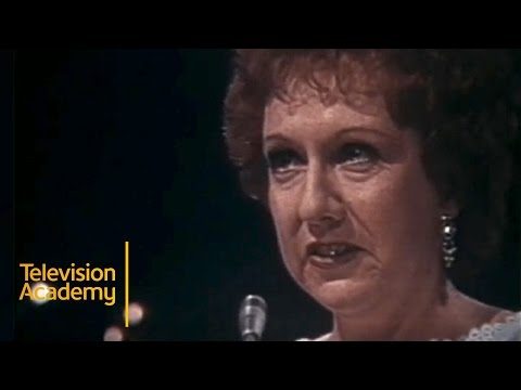 Jean Stapleton Wins Outstanding Lead Actress in a Comedy Series | Emmys Archive (1972)