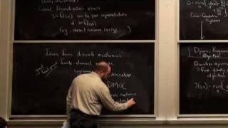 Lecture 8 | MIT 6.832 Underactuated Robotics, Spring 2009