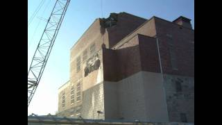 Leavenworth (KS) United States  city photo : Demolition of the USDB
