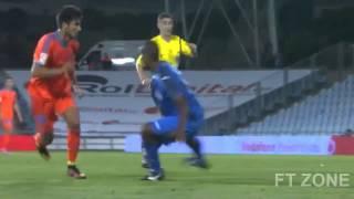 Andre Gomes Goal  | Getafe vs Valencia | 22/09/14