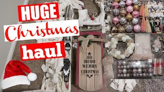 HUGE CHRISTMAS HAUL by Channon Rose