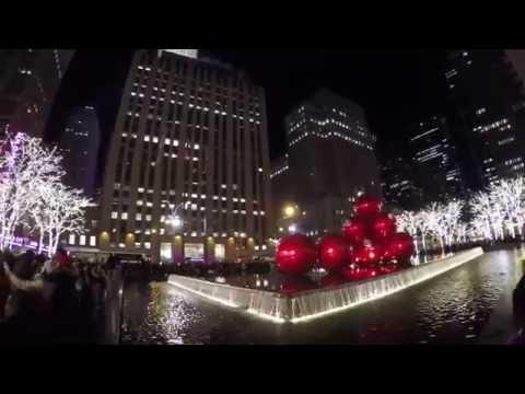 Visit New York At Christmas