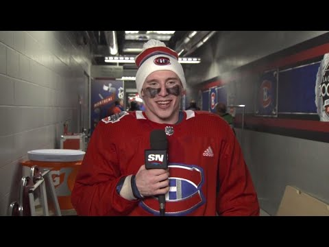 Video: Tim and Sid: Gallagher taking NHL 100 Classic seriously but trying to enjoy the moment