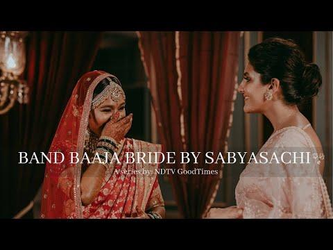 Rajshree's Dream Wedding Comes True On Band Baajaa Bride | Nitin Arora Photography
