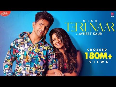 Teri Naar : Nikk Ft Avneet Kaur   Rox A   Gaana Originals   New Punjabi Songs 2020