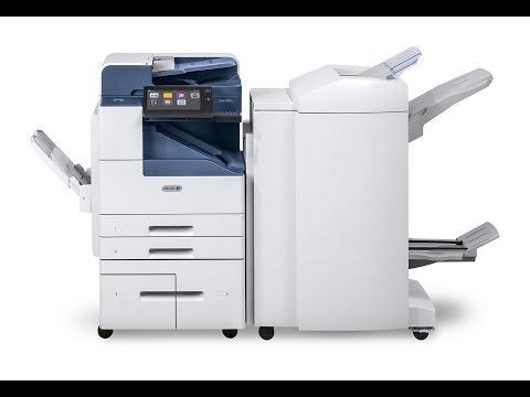 Xerox AltaLink B8000 Series