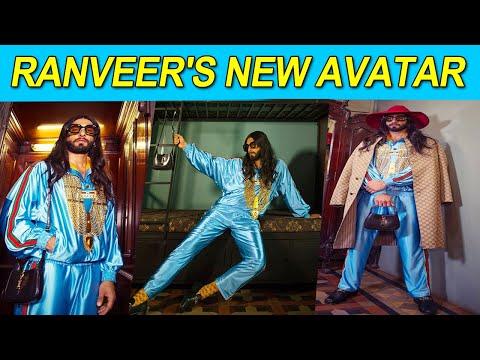 Ranveer Singh breaks the internet with his new look
