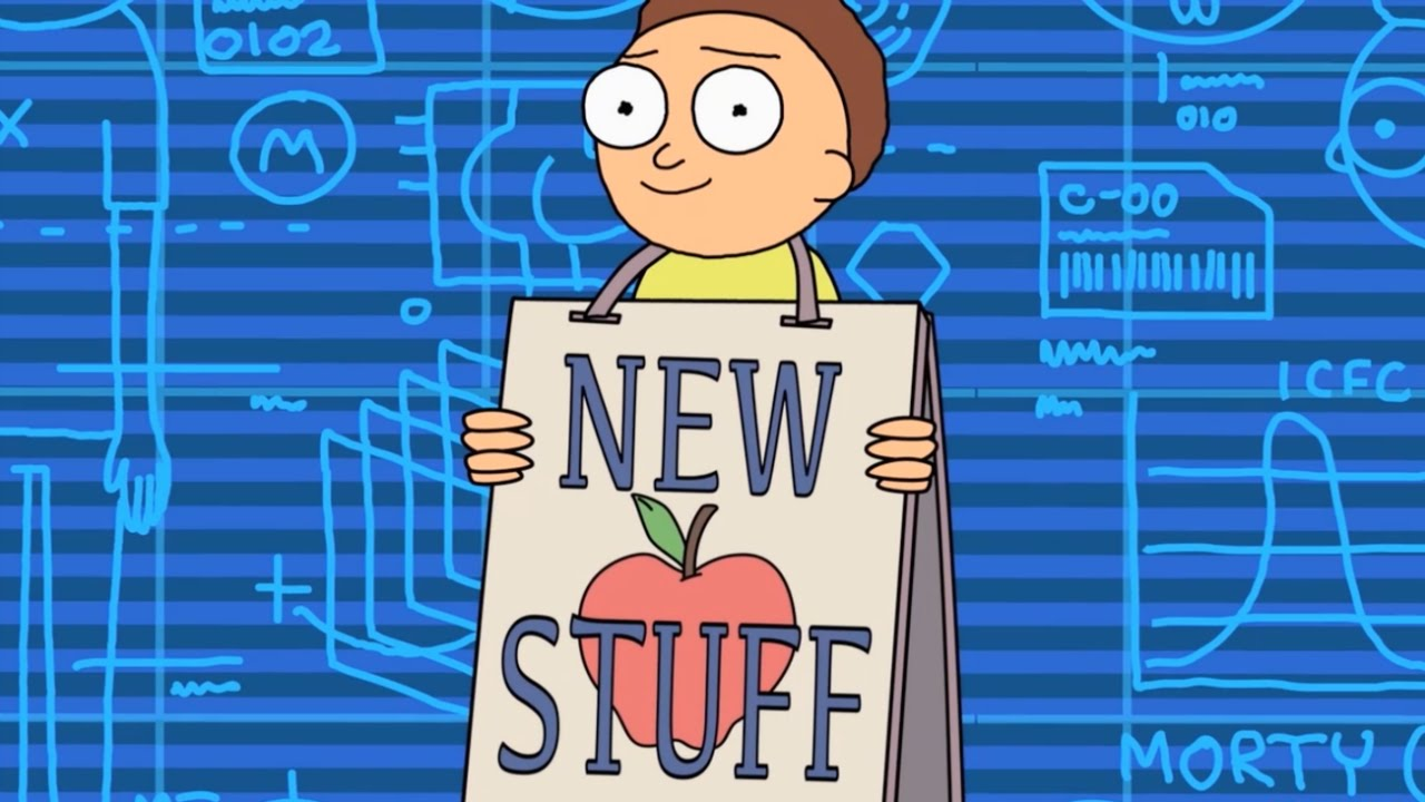 'Pocket Mortys' Spring Update Brings Quick Crafting, 10 New Mortys, a New Attack and More