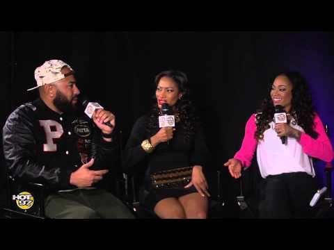 Mimi - What did Stevie J tell Mimi she better be doing when he called her in the middle of the interview? Hot97tv: http://www.hot97.com Twitter: https://twitter.com...