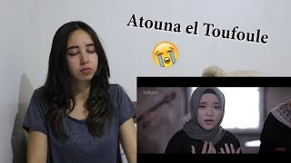 Video SABYAN - ATOUNA EL TOUFOULE  (COVER ) _ REACTION MP3, 3GP, MP4, WEBM, AVI, FLV Maret 2019
